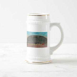 Yankee Stadium New York City Coffee Mugs