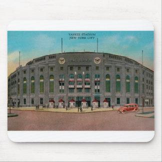 Yankee Stadium New York City Tapetes De Raton