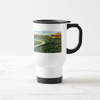 Yankee Stadium, NY Travel Mug