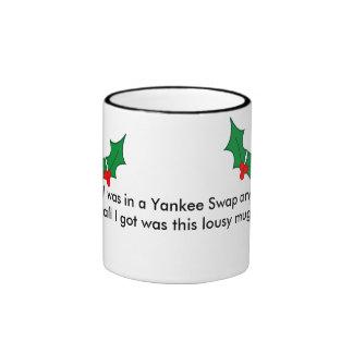 Yankee Swap Gift Mug