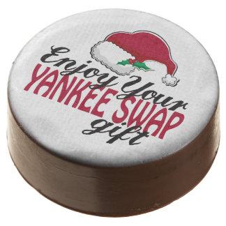Yankee Swap | Holiday Treat Chocolate Covered Oreo