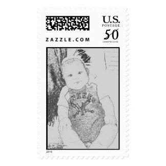 Yankees Postage