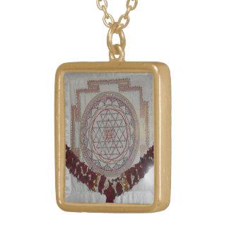 Yantra Mandala Necklace