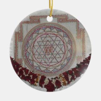 Yantra Mandala Ornament