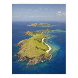 Yanuya Island, Mamanuca Islands, Fiji Postcard
