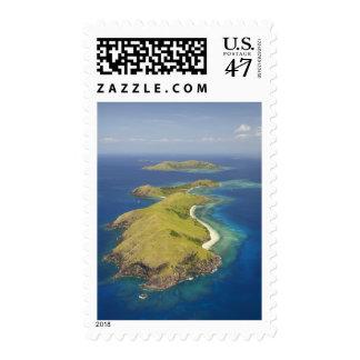 Yanuya Island, Mamanuca Islands, Fiji Stamp