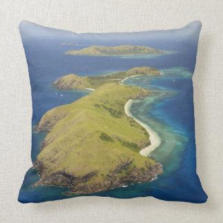 Yanuya Island, Mamanuca Islands, Fiji Throw Pillow