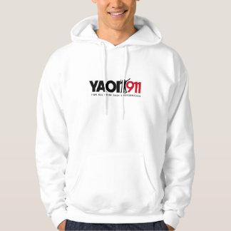 Yaoi 911 Hoodie (Light Colors)