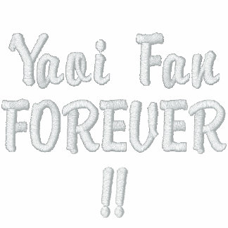 Yaoi Fan FOREVER!! Embroidered Jackets