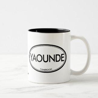 Yaounde, Cameroon Mug