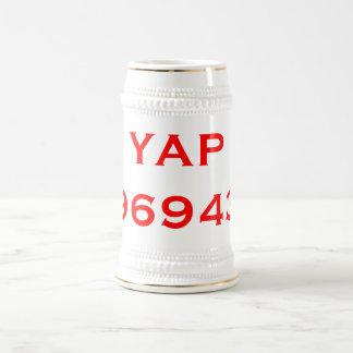 YAP96943 18 OZ BEER STEIN