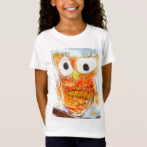 YAP | Designer Owl | Youth Art Project T-Shirt
