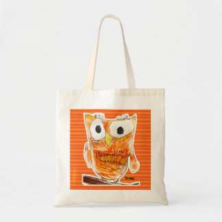 YAP   Designer Owl   Youth Art Project Tote Bag