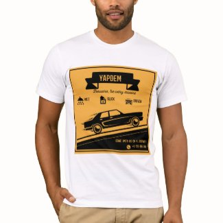 Yapdem The Mechanic T-Shirt