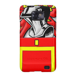 Yapp Coat of Arms Galaxy S2 Cases