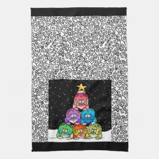 YAPPY CHOWLIDAYS kitchen towel