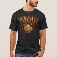 Yaqui Deer Skull t-shirt design