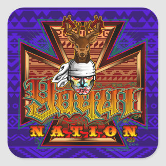 Yaqui Nation Deer Dancer design #3 Sticker