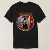Yaqui Nation Deer Dancer t-shirt design