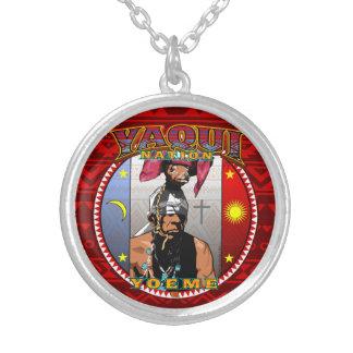 yaqui nation yoeme necklace charm