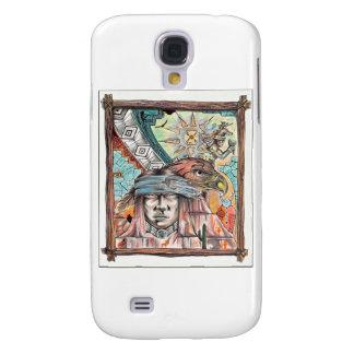 Yaqui Vision 2 Samsung Galaxy S4 Cover