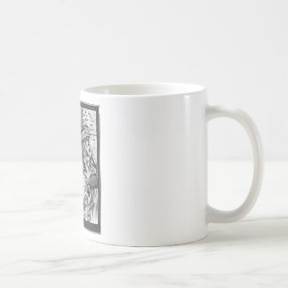 Yaqui Vision Classic White Coffee Mug
