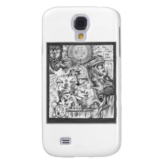 Yaqui Vision Samsung Galaxy S4 Covers