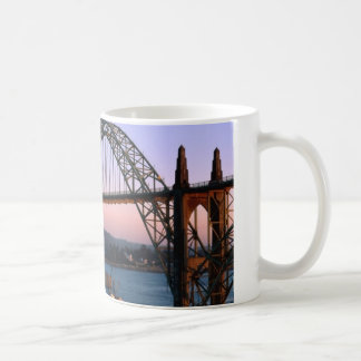 yaquina-bay-bridge-newport-oregon classic white coffee mug