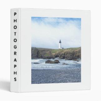 Yaquina Head Lighthouse Binder
