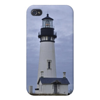 Yaquina Head Lighthouse iPhone 4 Cases