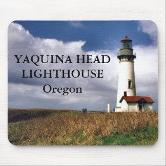 Yaquina Head Lighthouse, Oregon Mouse Pad