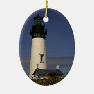 Yaquina Head Lighthouse Ornament