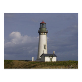 yaquina head lighthouse postcard
