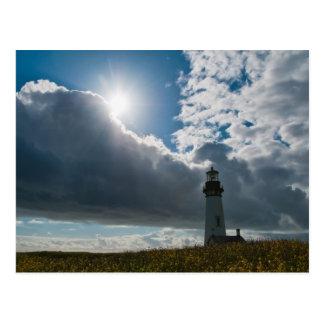 Yaquina Head Lighthouse Postcard