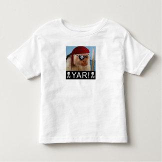 YAR! TODDLER T-SHIRT