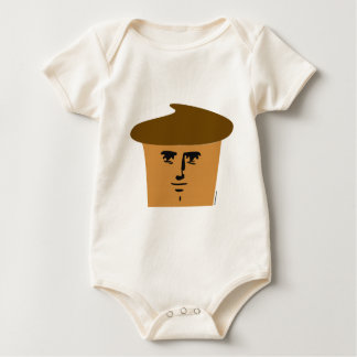 Yaranaika Muffin Baby Bodysuit