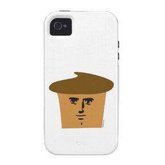 Yaranaika Muffin iPhone 4 Case