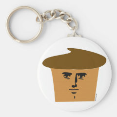Yaranaika Muffin Keychain