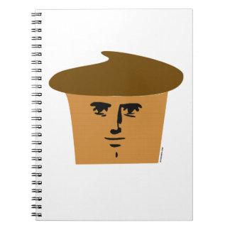 Yaranaika Muffin Notebook