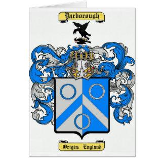 Yarborough Card