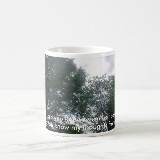 yard 002, Psalm 139:2 Lord you know when i sit ... Coffee Mug