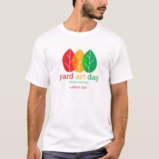 Yard Art Day T-Shirt