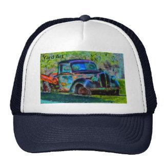 Yard Art Trucker Hat