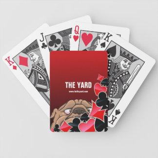 Yard Cards Peek Bicycle Playing Cards