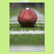 Yard Line Marker Card