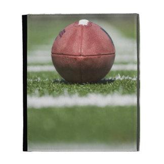 Yard Line Marker iPad Folio Covers