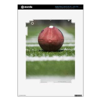 Yard Line Marker iPad 3 Skins