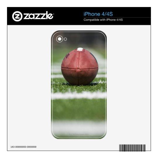 Yard Line Marker iPhone 4S Skin