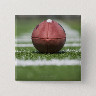 Yard Line Marker Pinback Button