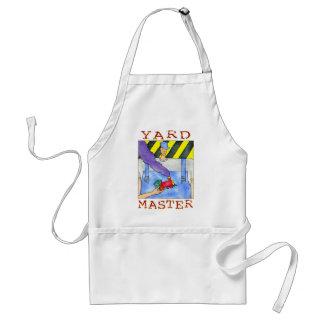 Yard Master Apron